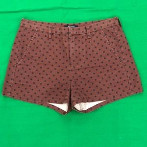 Madewell size 0 shorts